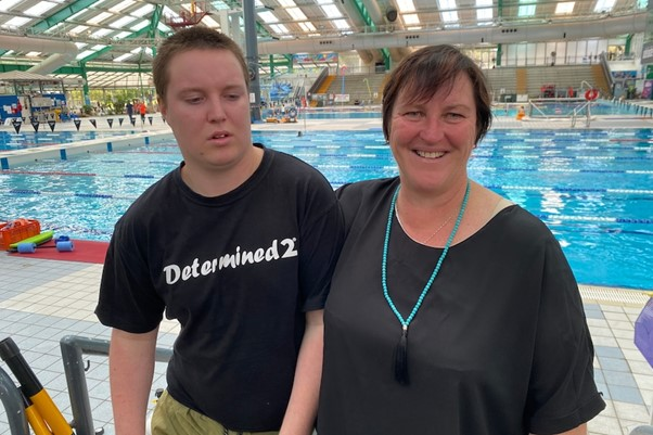 Aquatic centre program offers insights into the power of underwater immersion therapy